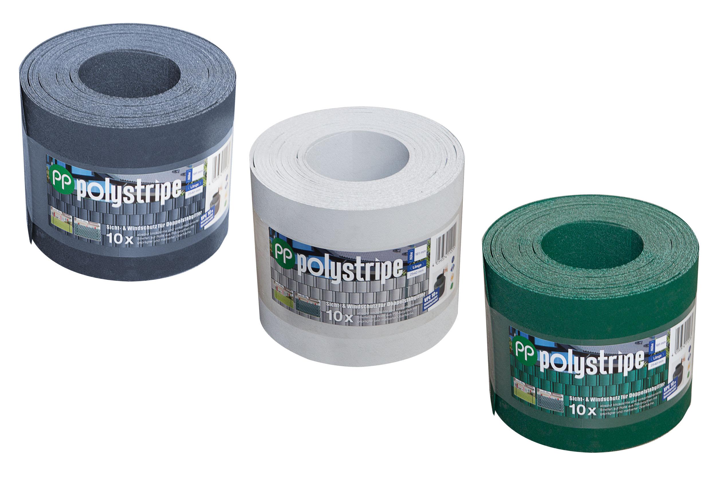  PS  polystripe 10 Streifen 2530 mm
